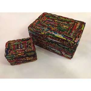Multi-Colored Gift Boxes